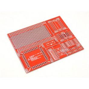Protoboard QFP de montaje en superficie - 0,65 mm