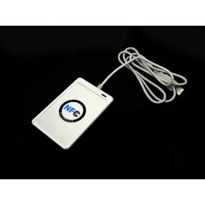 Lector NFC de tarjetas inteligente
