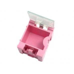 Caja de almacenamiento para componentes pequeños - 5 piezas - rojo