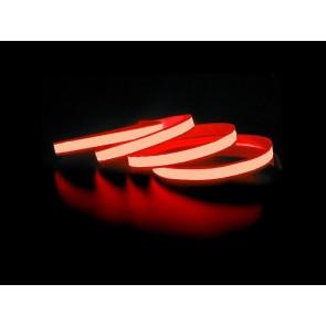 Cinta EL - 1m Rojo