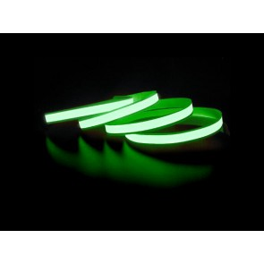 Cinta EL - 1m Verde