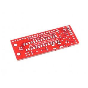 Jugete Infrarojo USB - Placa PCB