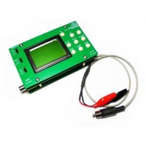 Osciloscopio de almacenamiento digital con paneles